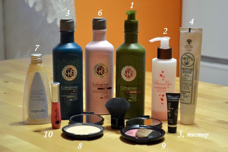 ТОП-10 продуктов для красоты